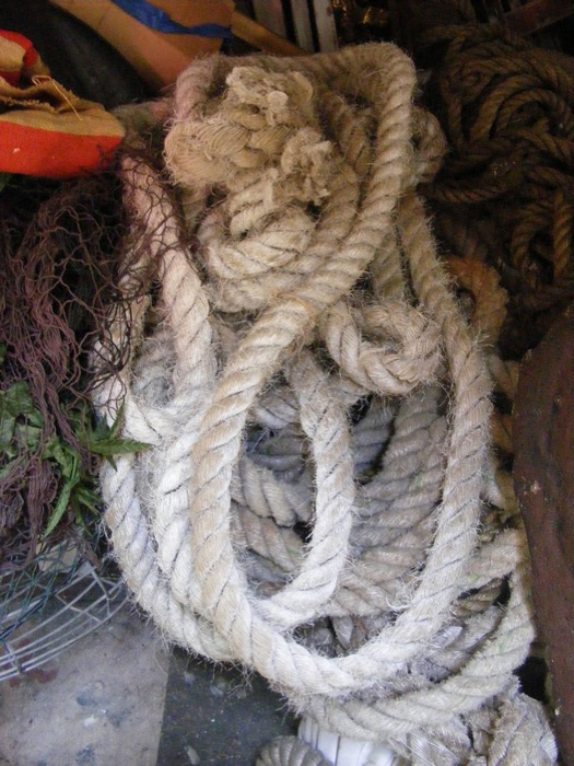 Ship Rope - Prop For Hire