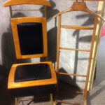 Shopfitters Chair - Prop For Hire