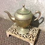 Silver Teapot - Prop For Hire