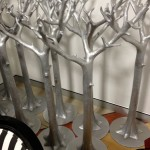 Silver Trees - Prop For Hire