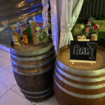 Single Barrel Tables - Prop For Hire