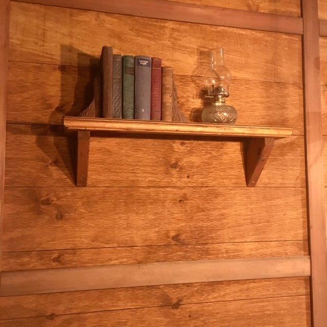 Ski Lodge Shelf - Prop For Hire