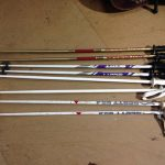 Ski Poles - Prop For Hire