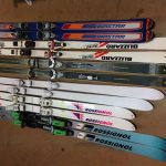 Skis - Prop For Hire