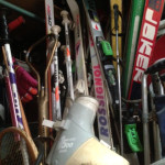 Skis Poles  Boots - Prop For Hire