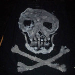 Skull Crossbone Flags - Prop For Hire