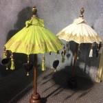 Small Arabian Umbrellas - Prop For Hire