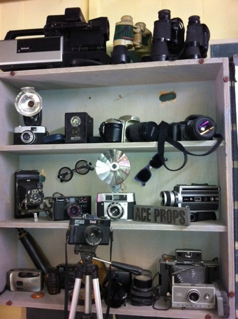 Small Cameras - Prop For Hire