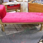 Small Chaise - Prop For Hire
