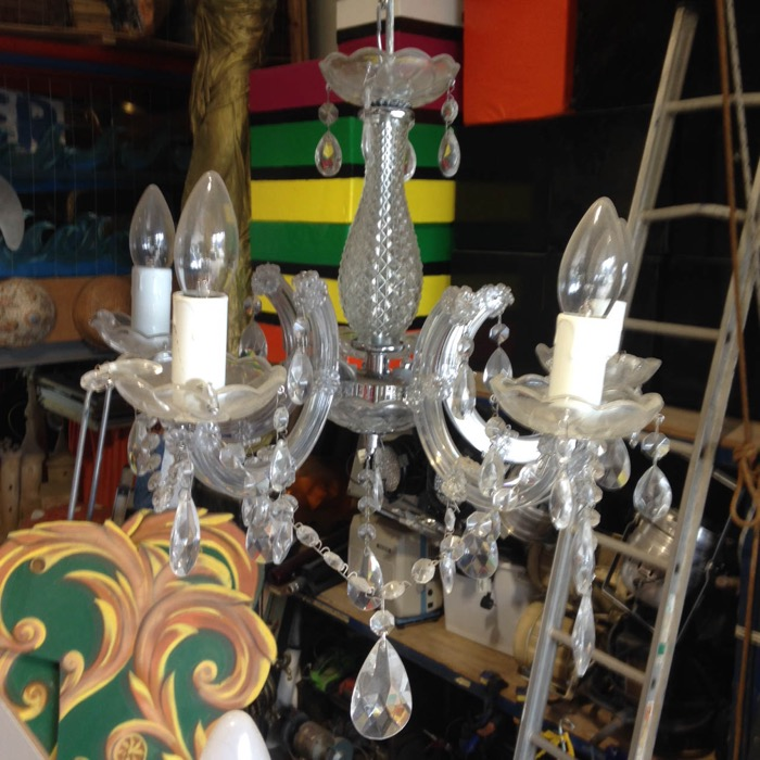 Small Chandelier - Prop For Hire
