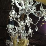 Small Chandeliers - Prop For Hire