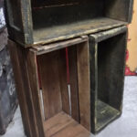 Small Crate Stack - Prop For Hire