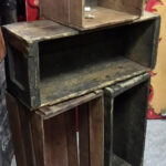 Small Crate Stack 2 - Prop For Hire