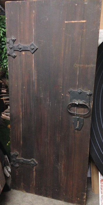 Small Ornate Door - Prop For Hire