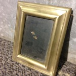 Small Ornate Frame 2 - Prop For Hire