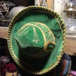 Small Sombrero - Prop For Hire