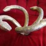 Snake Head Artifact - Prop For Hire