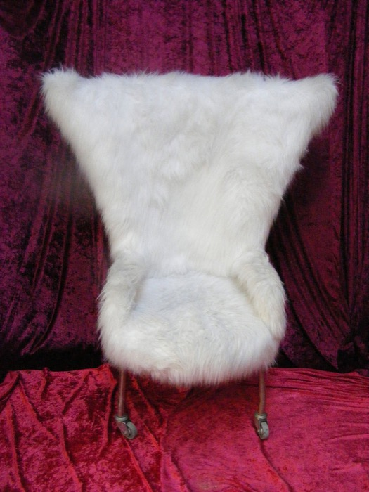 Snow Throne - Prop For Hire