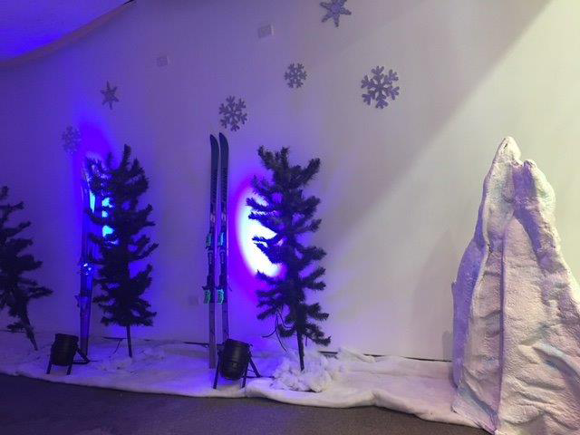 Snow Cave Props - Prop For Hire