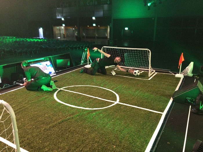 Soccer Pitch - Prop For Hire