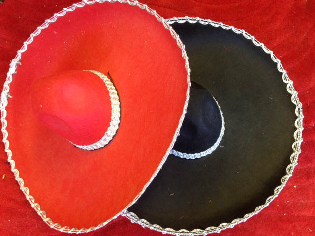 Sombreros 2 - Prop For Hire