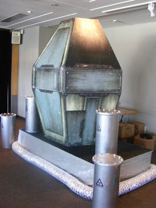 Space Pod - Prop For Hire