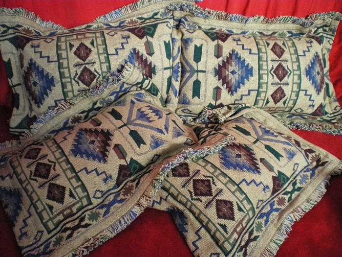 Spanish Cushions - Prop For Hire