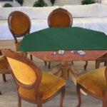 Speakeasy Gaming Table - Prop For Hire