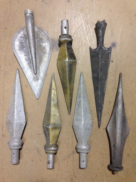 Spear Heads - Prop For Hire