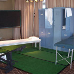 Sports Locker Room 1 - Prop For Hire