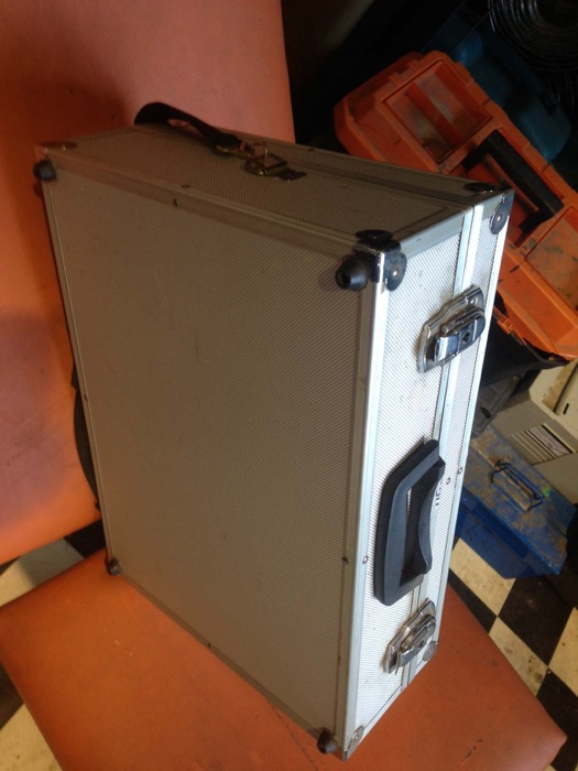 Spy Suitcase - Prop For Hire