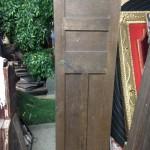 Square Rustic Door - Prop For Hire