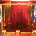 Stage Footlights - Prop For Hire