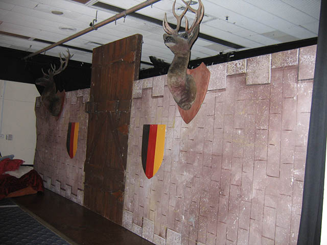 Stags Heads - Prop For Hire