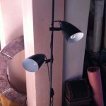 Standing Makeup Lights - Prop For Hire