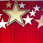 Star Backdrop - Prop For Hire