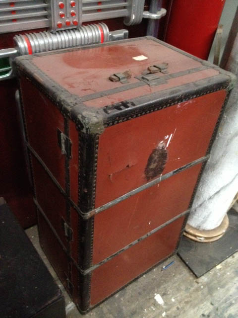Steamer Trunk 1 - Prop For Hire