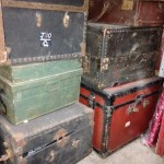 Steamer Trunks 2 - Prop For Hire