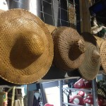 Straw Hats - Prop For Hire
