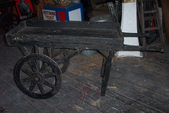 Streetside Cart - Prop For Hire