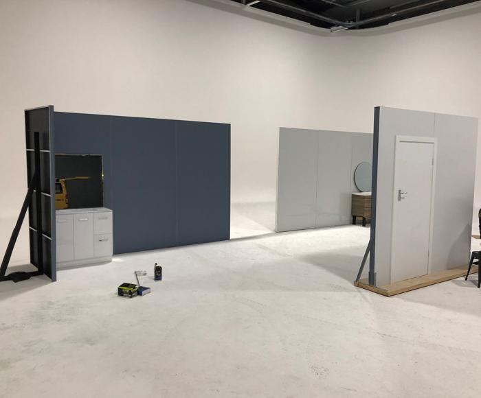 Studio Walls - Prop For Hire