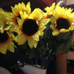 Sunflowers - Prop For Hire