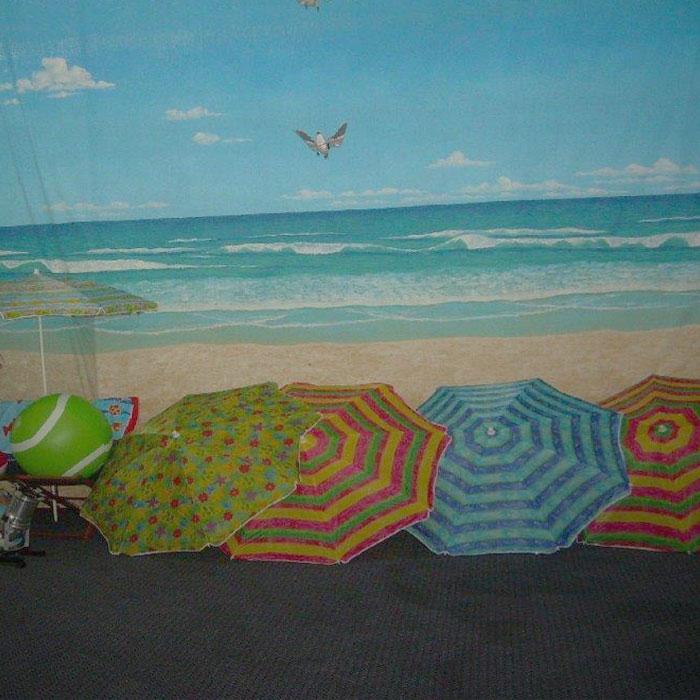 Sunny Beach Scene - Prop For Hire
