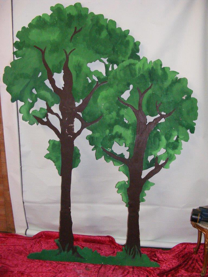 Superfine Trees - Prop For Hire