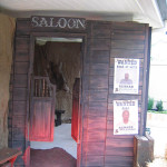 Swinging Saloon Doors - Prop For Hire