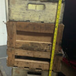 Tailors Boxes - Prop For Hire