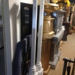 Tall Ornate Columns - Prop For Hire