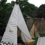 Teepees - Prop For Hire