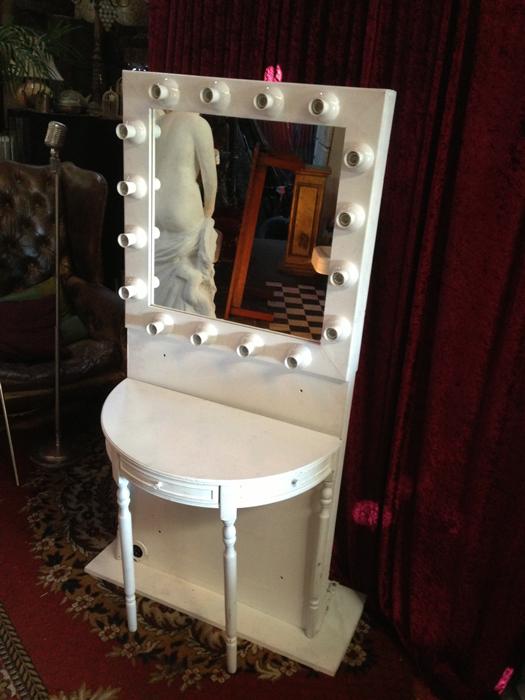 Theatre Mirror and Demi - Prop For Hire