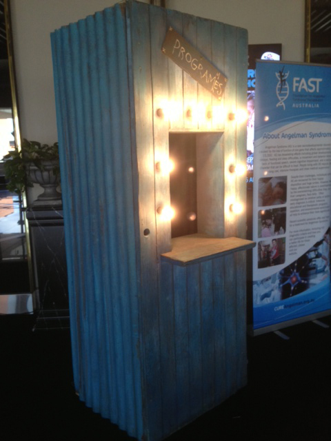 Ticket Booth - Prop For Hire